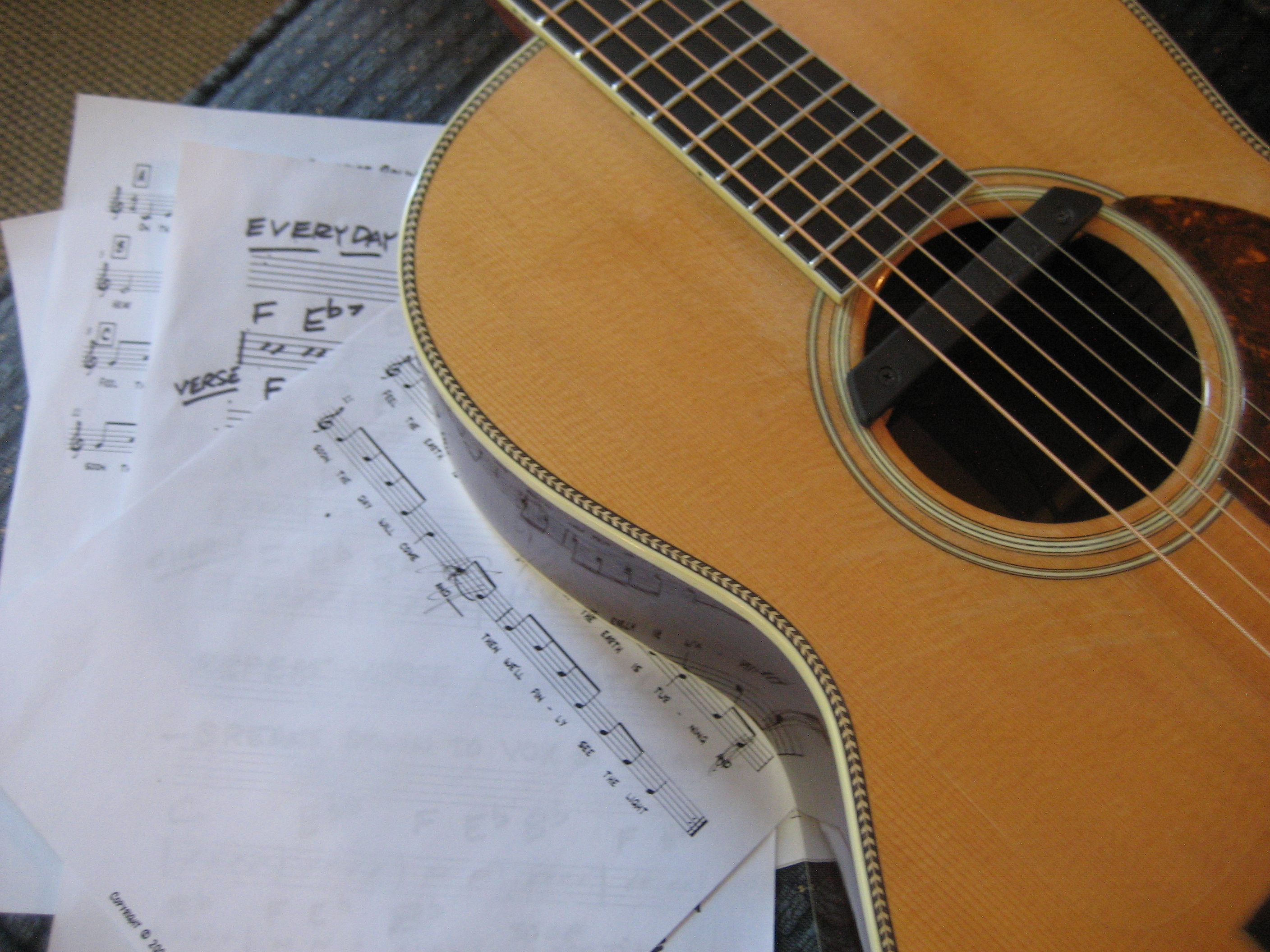 skåpsäng ritning ~ songwriting with kids – not rocket science  song, story